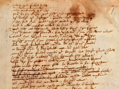 Shakespeare's Hand